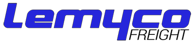 Lemyco Freight – Drive for Lemyco Today! Logo